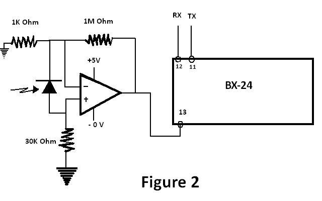 image gallery photodiode schematic
